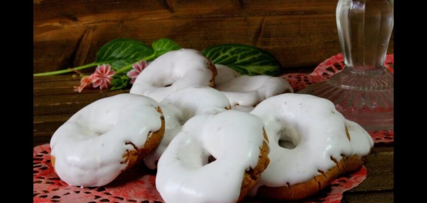 Receta de rosquillas de Santa Clara